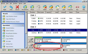 Resize system partition