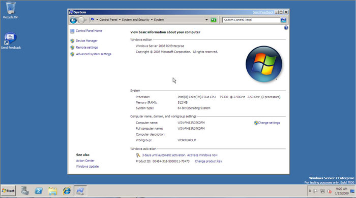 available for download: Service Pack 1 (SP1) for Windows ...
