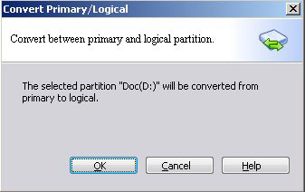 Convert primary to logical