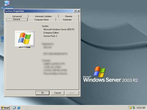 Windows Server 2003 Enterprise R2 Purchase