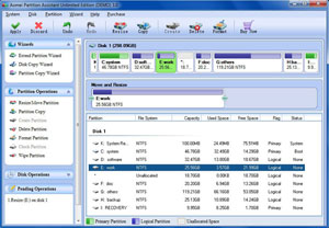 Partition assistant Unlimited edition