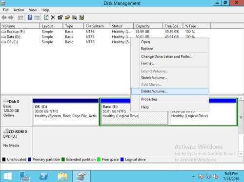Disk-Management