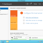 C drive low disk space on Windows Server 2012
