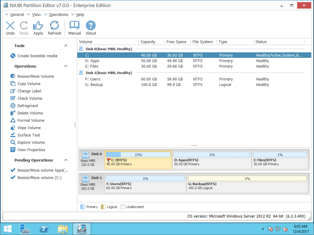 how to partition drive in windows 7