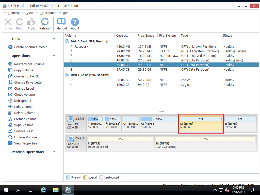how to move wamp server to new drive