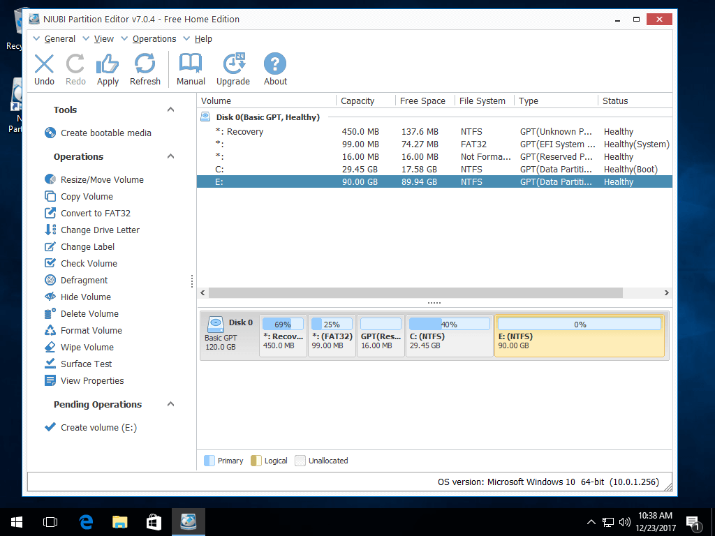 Partition magic Windows 7 to resize partition on Windows 7